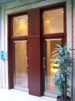 PALMİYE apartman kapıları